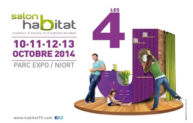 Actualit s d coration d 39 int rieur portrait d 39 int rieur for Salon habitat niort